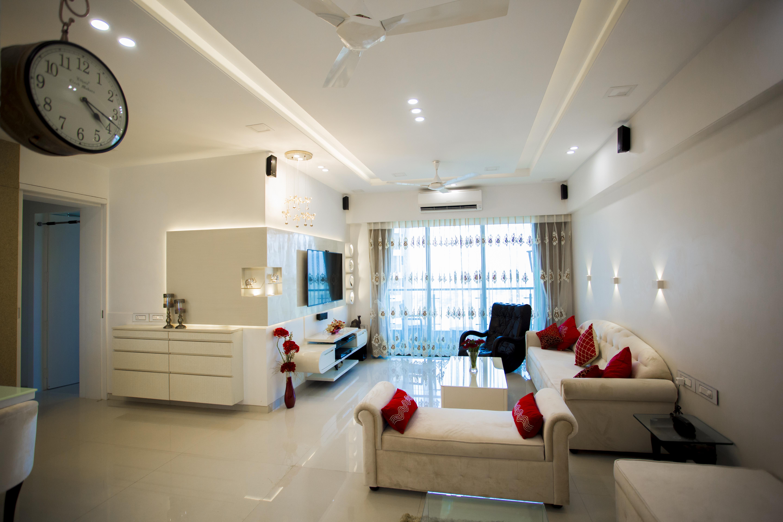 3BHK Luxury Home, Mumbai