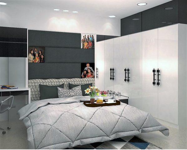 Master Bedroom Interiors Pic 2