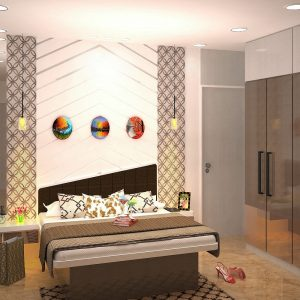 Master Bedroom Interior