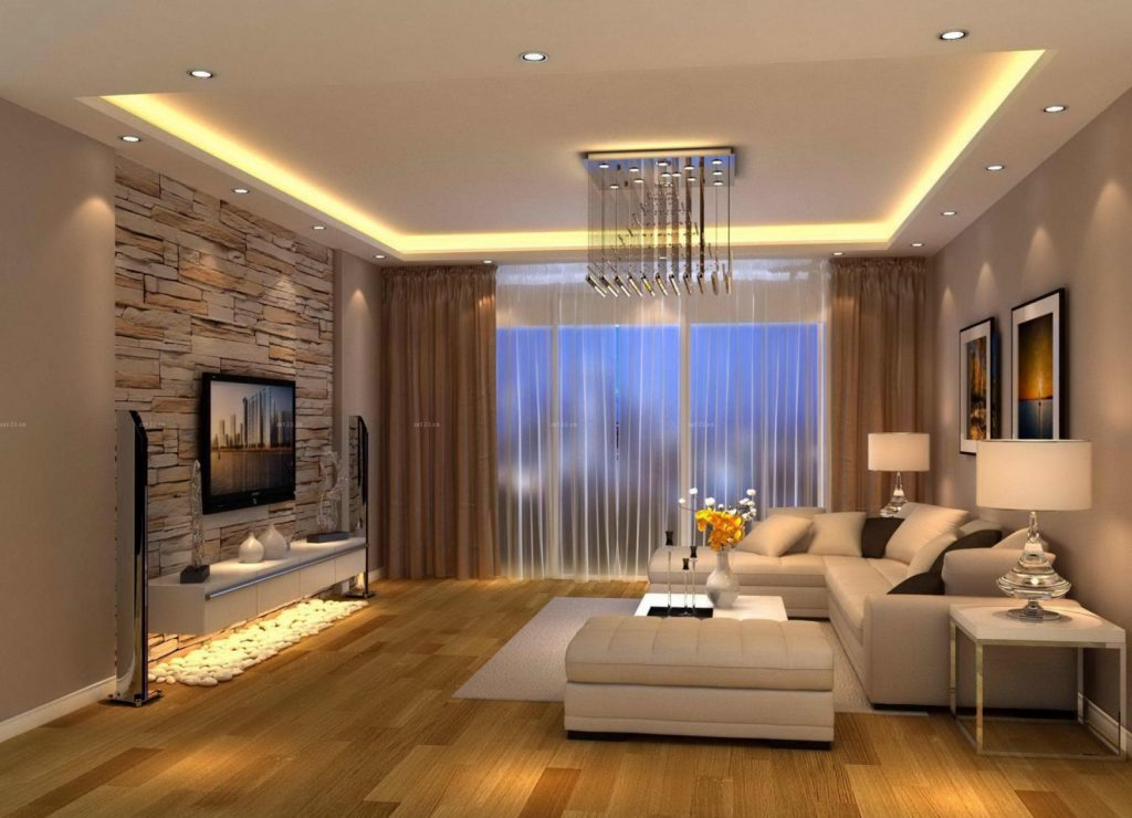interior design for compact living room plans