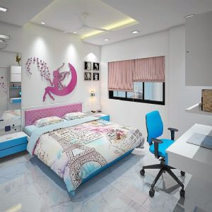 Kids Room Interior Design Pic 1