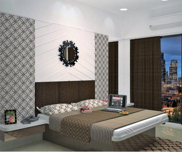 Master Bedroom Interiors Pic 1