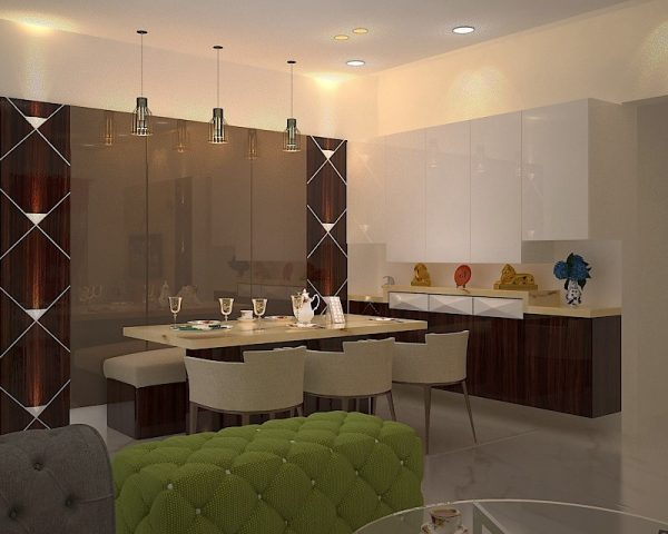 Luxury Living Room Interior Pic 2