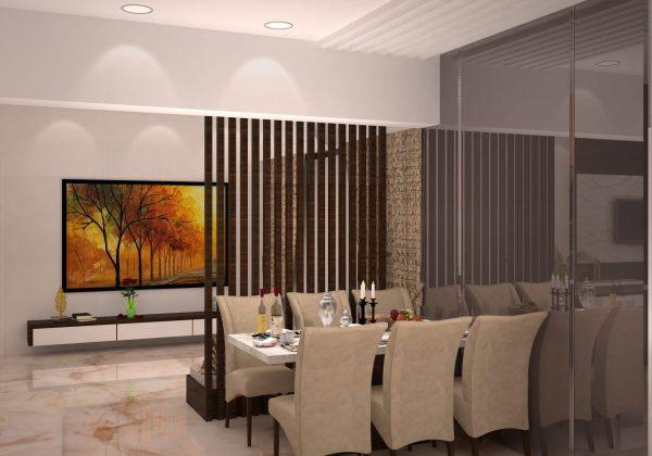 Premium Living Room Interiors Pic 2