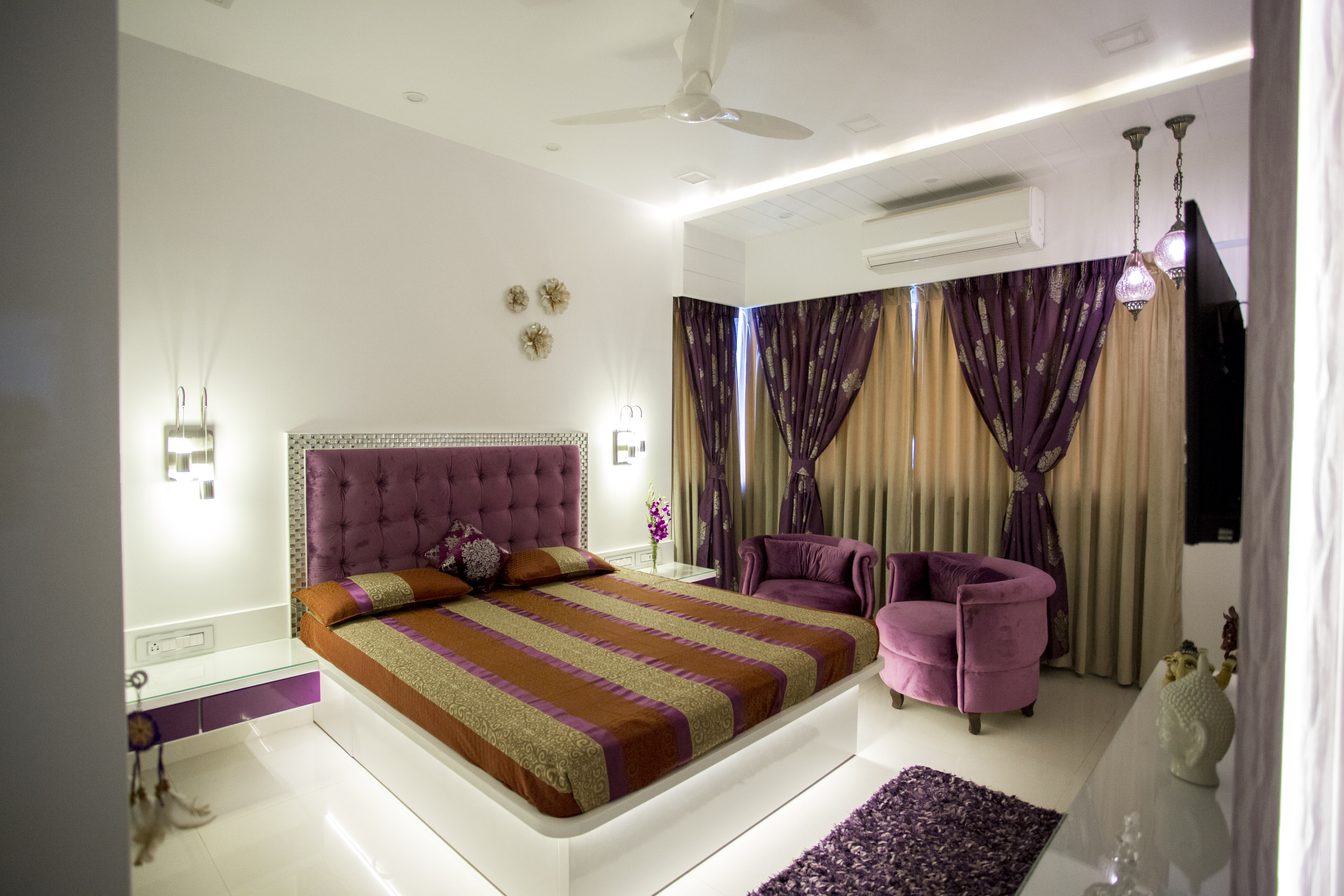 Residential Interior Design - Bed Room P1Pic3