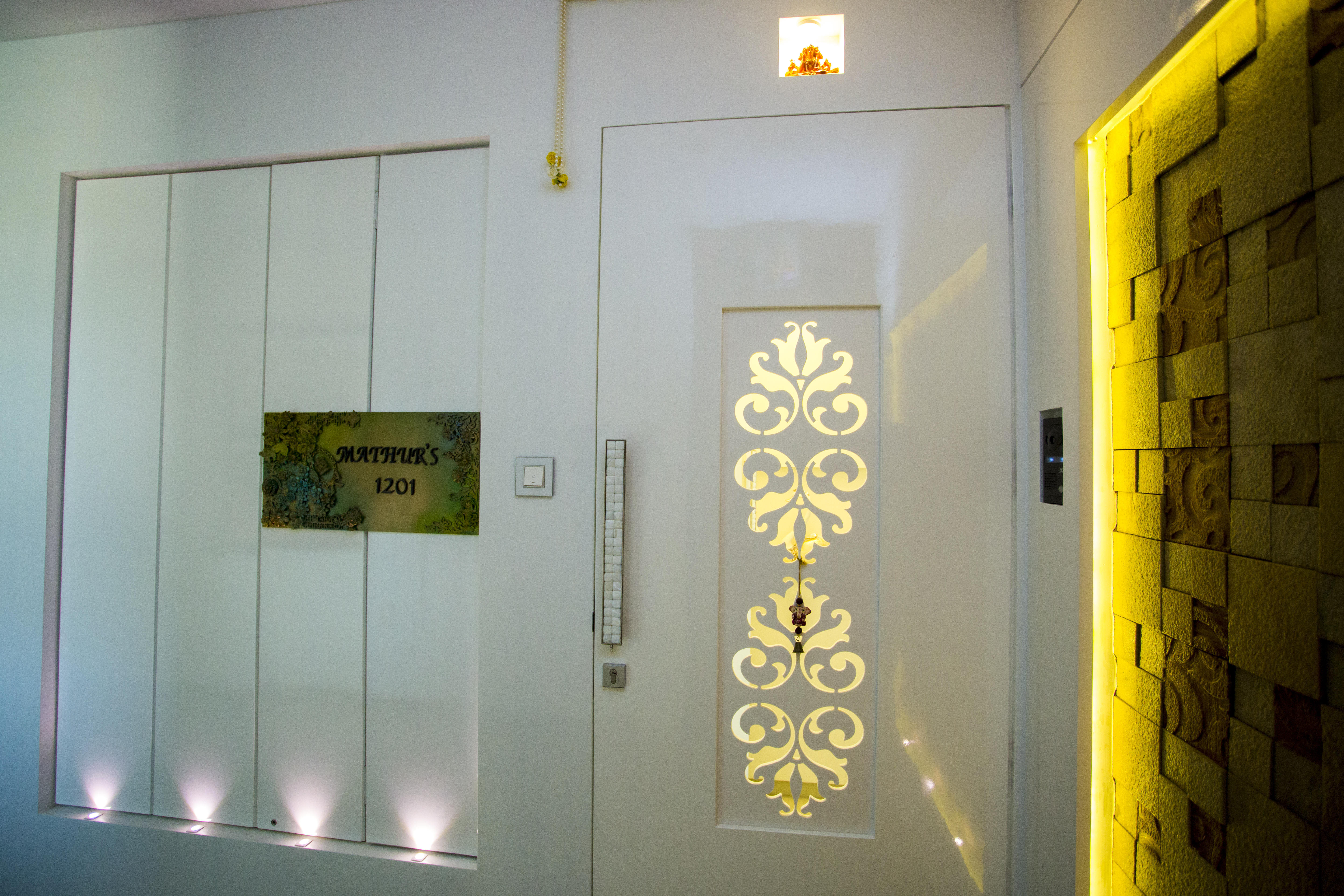 Residential Interior Design - Entrance P1Pic1