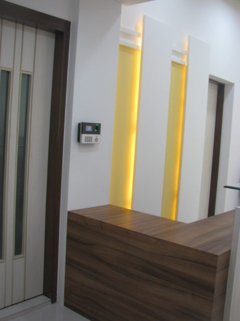 Commercial Interior - Large Office Design