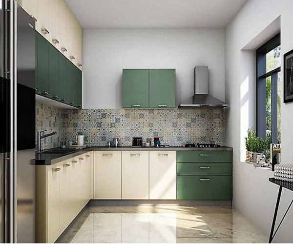 Modular Kitchen L shape