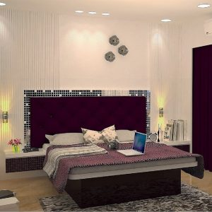 Bedroom Interior Design Pic 1