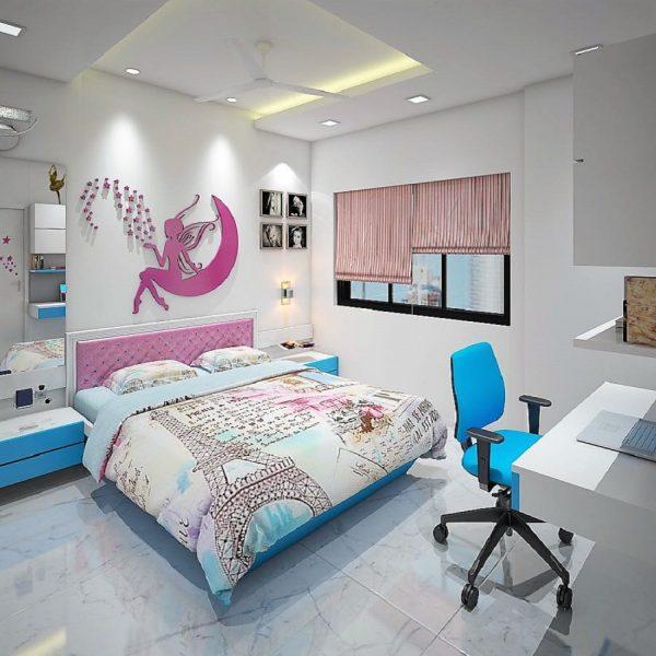 Kids Room Interior Design Pic 1