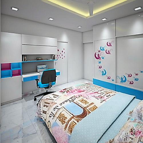 Kids Room Interior Design Pic 2