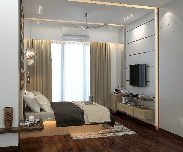 Master Bedroom Interior Pic 1