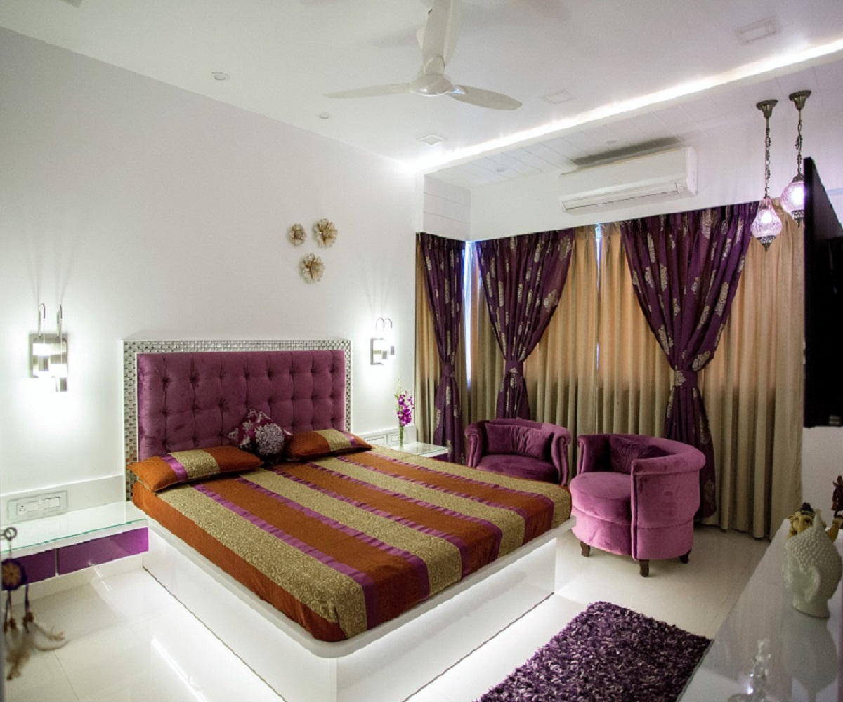 . Master Bedroom VII