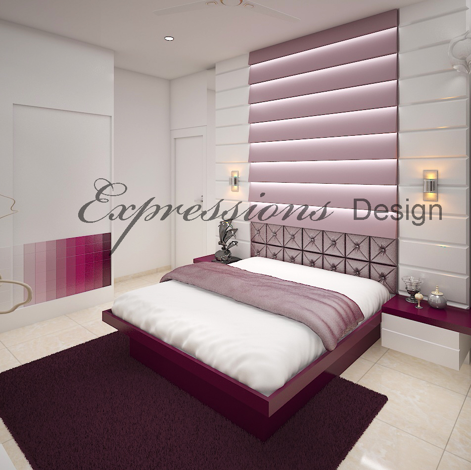 Residential Interior Design - Bed Room P2Pic9