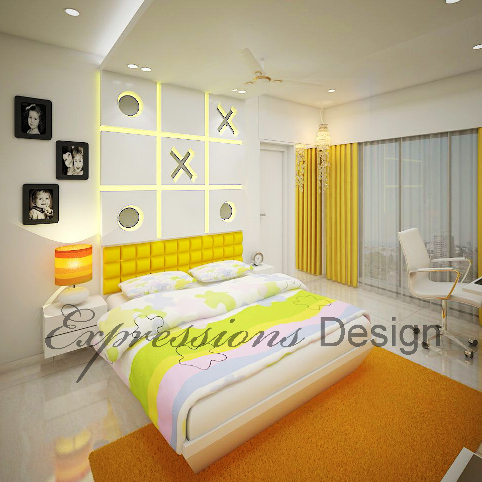 Residential Interior Design - Kids Room P2Pic2