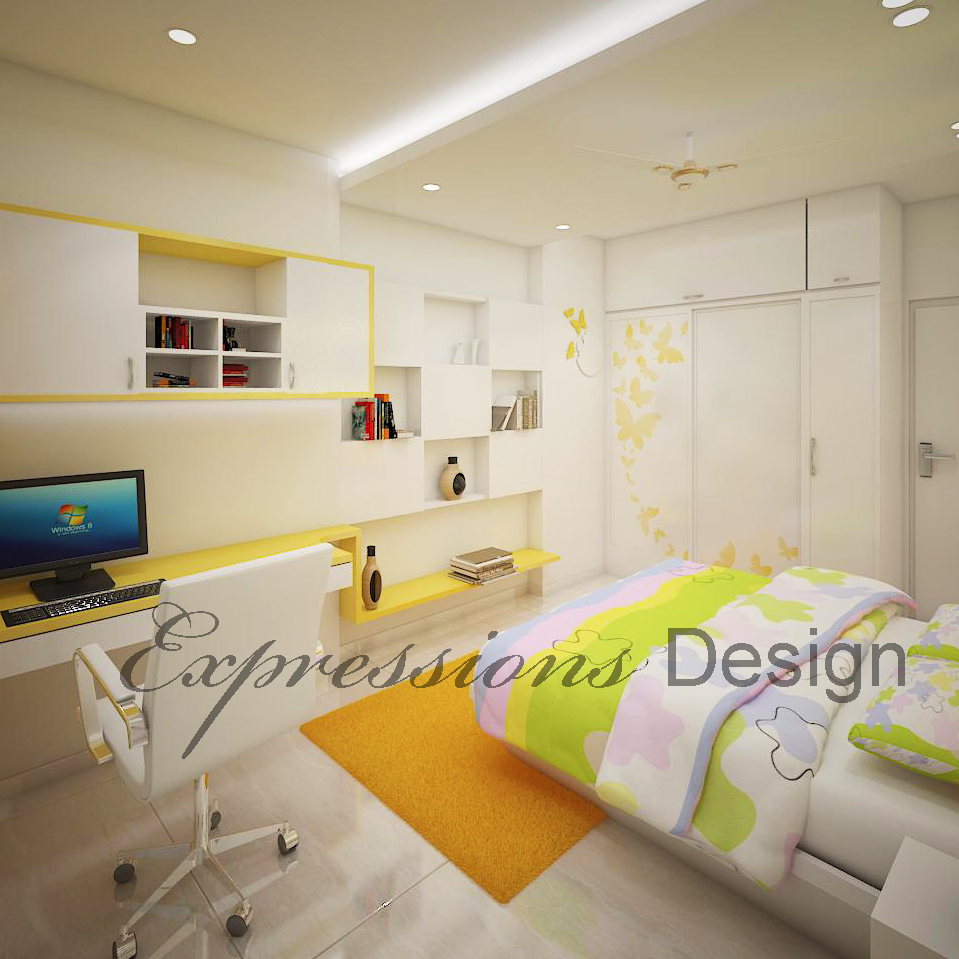 Residential Interior Design - Kids Room P2Pic3