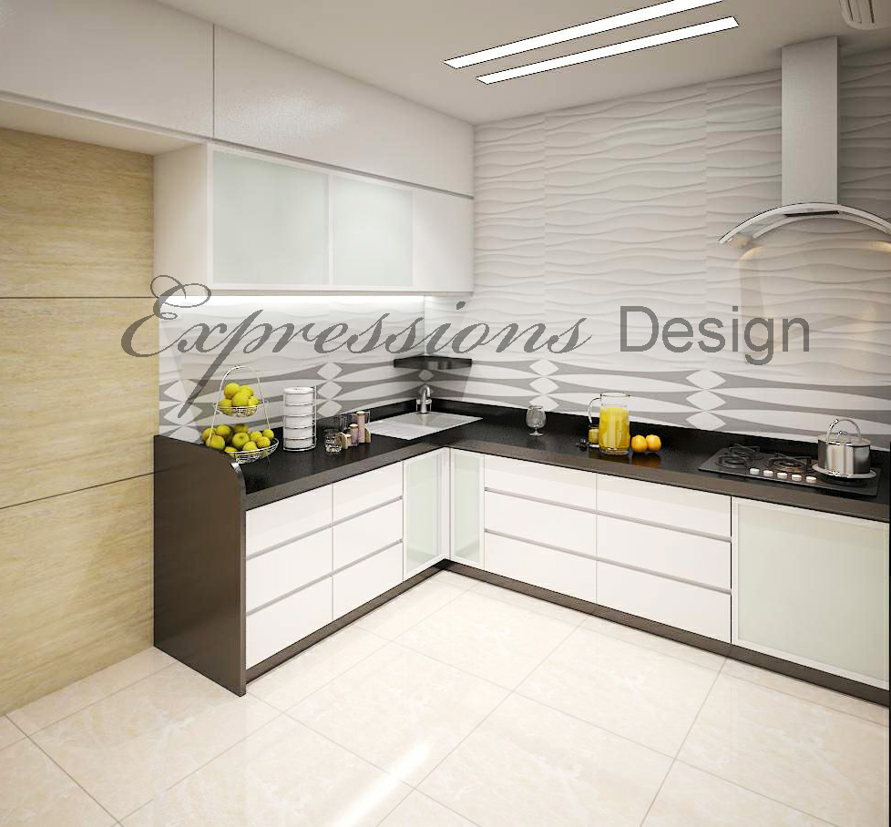 Residential Interior Design - Kitchen P2Pic5