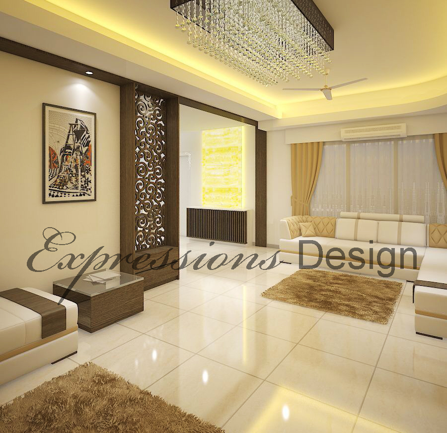 Residential Interior Design - Living Room P2Pic7