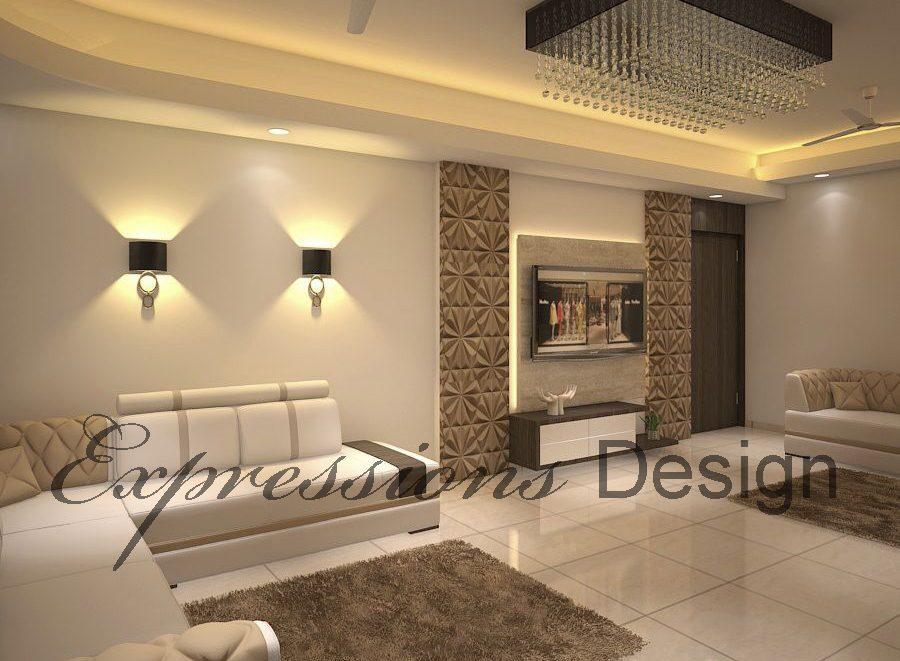 Residential Interior Design - Living Room P2Pic6