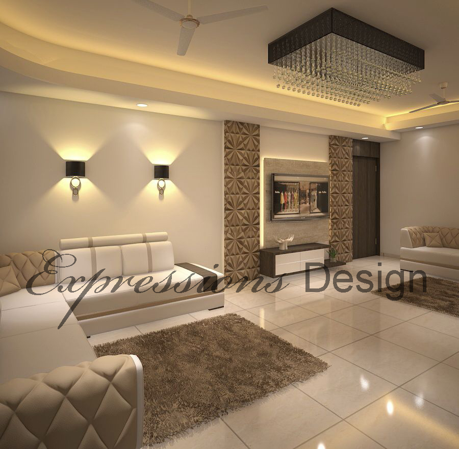 Residential Interior Design - Living Room P2Pic6