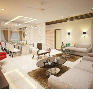 Premium Living Room Interiors
