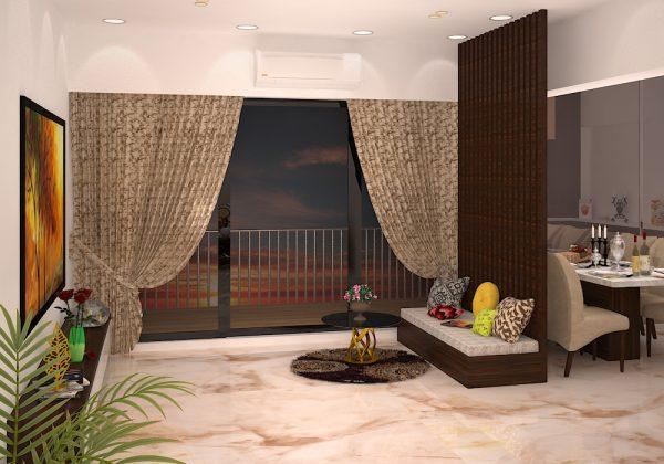 Premium Living Room Design Pic 3