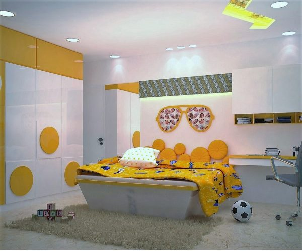 Kids Room Interior Design