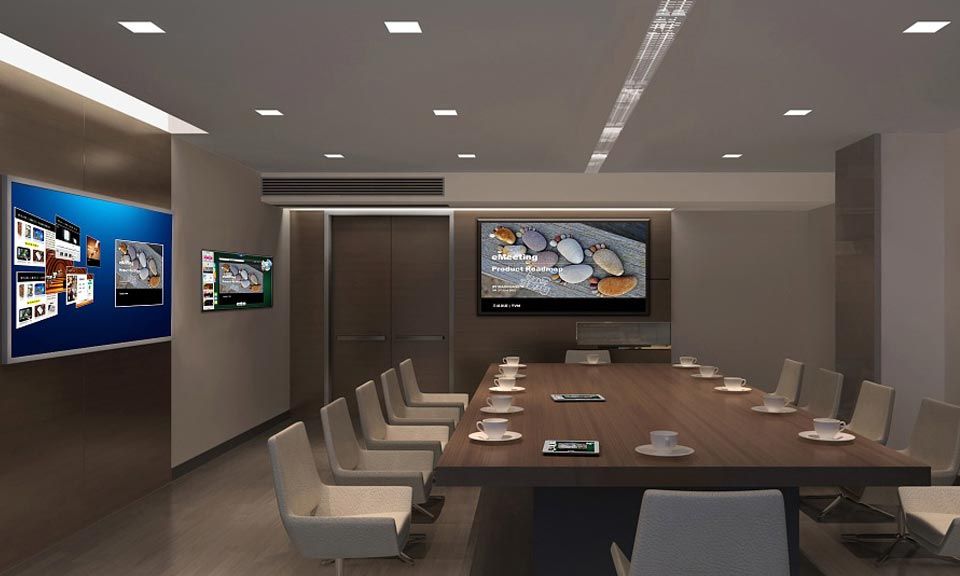 Office Interior Design - Conference Room